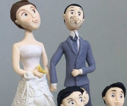 Customized cake toppers-